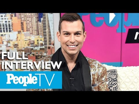 Psychic Medium Matt Fraser Gives An On The Spot Reading... And It Blows Our Minds! | PeopleTV