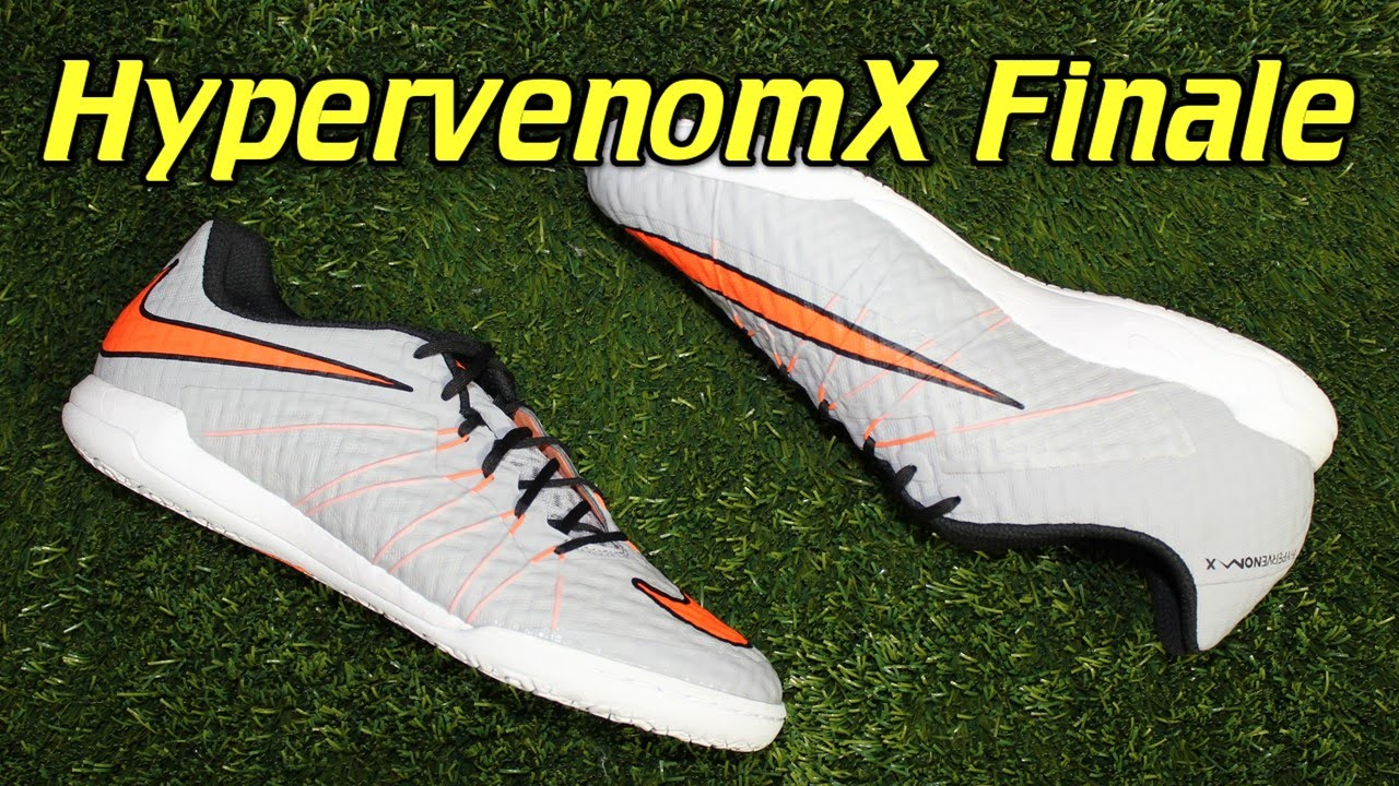 nike air max pas cher 2014 - Nike HypervenomX Finale Indoor Silver Storm - Review + On Feet ...