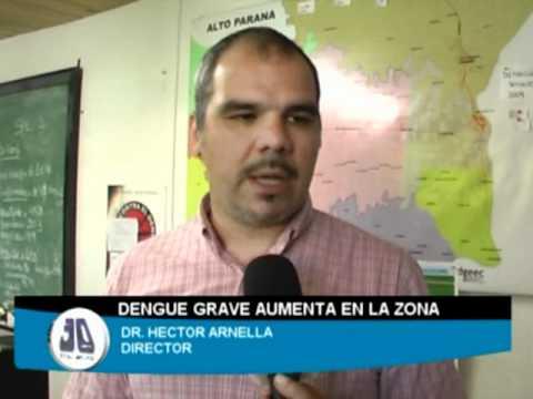 Dr  Hector Arnella   Dengue 2