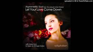 Asymmetric Soul Let Your Love Come Down DJ Spen N 39 Dinga Gaba Remix.mp3