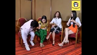 Pataakha stars interview: Sunil Grover, Radhika Madan, Sanya Malhotra FUN RAPID FIRE ROUND