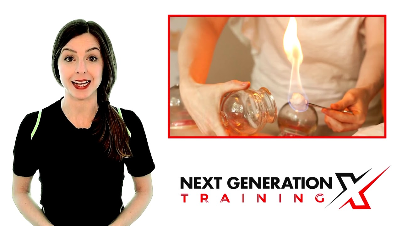 Chinese Fire Cupping Courses with Next Generation Training