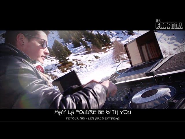 CLUB MED LES ARCS EXTREME (MIX RETOUR SKI) - DJ COPPOLA