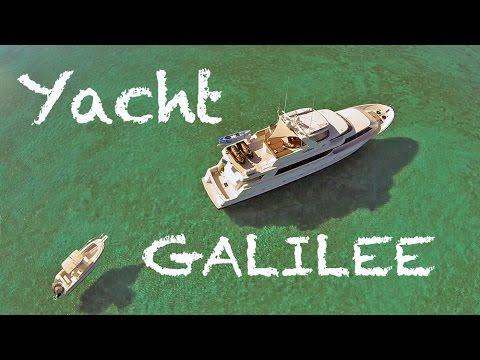 Motor Yacht GALILEE ~ WeBeYachting.com ~ Bahamas ~ Exumas