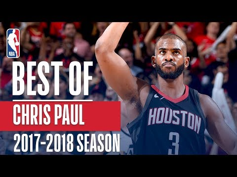 Best of Chris Paul | 2017-2018 NBA Season