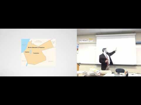 The Arab-Israeli Conflict: The Mandate Years