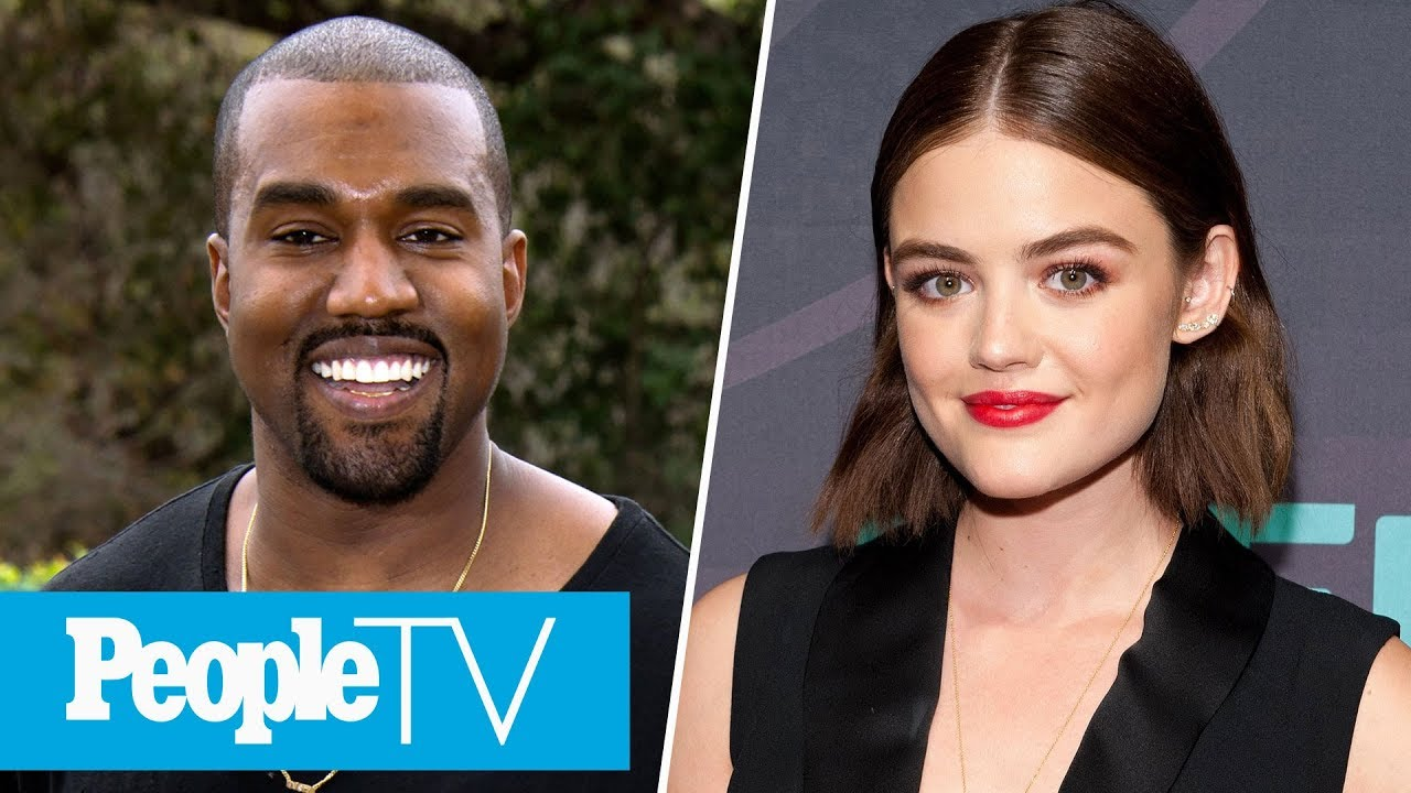 Kanye West Apologizes To Drake On Twitter, Lucy Hale Joins Us Live | PeopleTV