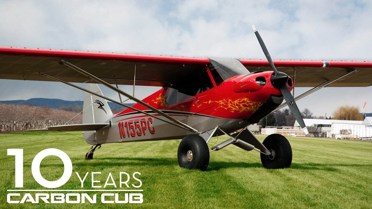 10 Years of Carbon Cub: How It All Started