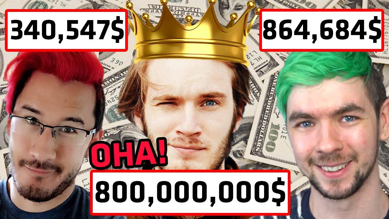 Dünyada En Çok Para Kazanan 10 Oyun Kanalı
