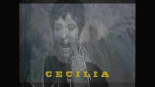 CECILIA   LA INCOMPARABLE   NUEVA OLA   CHILENA   BAÑO DE MAR A MEDIANOCHE