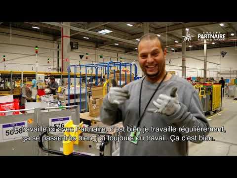 Les témoignages Partnaire - Yahya, en poste chez Amazon France !