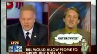 "Fuck Fox ""News"" 18: Glenn On Grass (Legalizing Pot In California)"