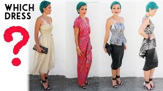 Choose My Dress For The Streamy Awards Thumbnail