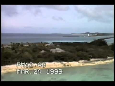 Abandoned Water Park - Coral World in Nassau, The Bahamas