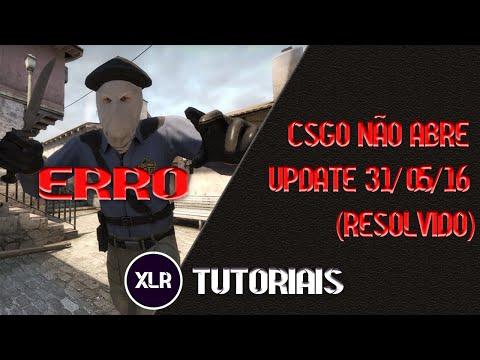 CSGO não abre 2016 (RESOLVIDO) - Csgo not open 2016 (SORTED OUT)