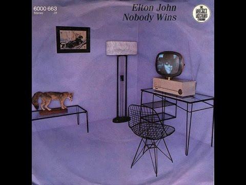Elton John - Nobody Wins (1981) With Lyrics!