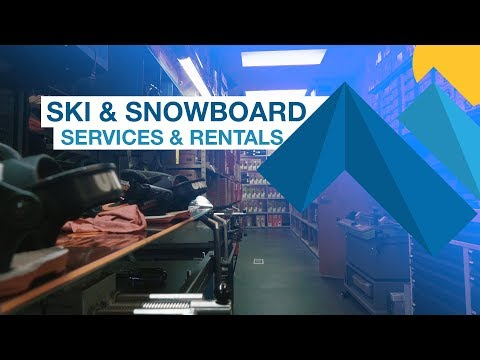 Ski & Snowboard Services + Rentals In Colorado