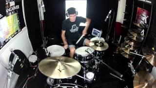 Burn - Ellie Goulding - Drum Cover