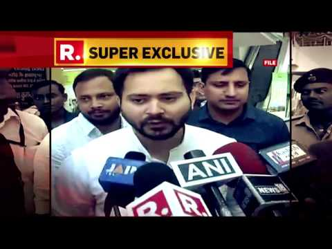 Republic TV's Deepti Questions Tejashwi   Republic TV