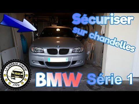 COMMENT SÉCURISER UNE BMW SÉRIE 1 🔦 SUR CHANDELLES 🔐 ?