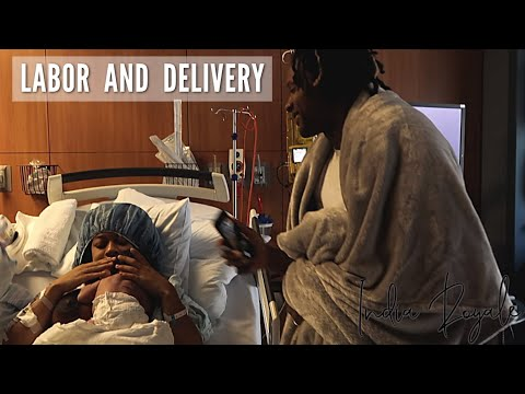 LABOR & DELIVERY   Did Daddy Pass Out?