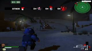 Foreign Legion: Buckets of Blood - Mission 4 - Night Ops (HD)