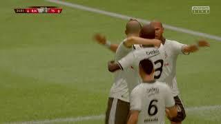 Beşiktaş - Trabzonspor FIFA19 PS4 PRO