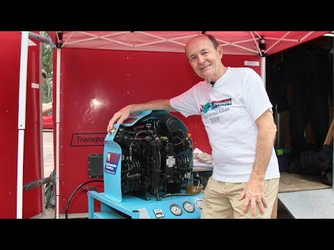 scuba-tech-tips:-portable-air-compressors---s09e01