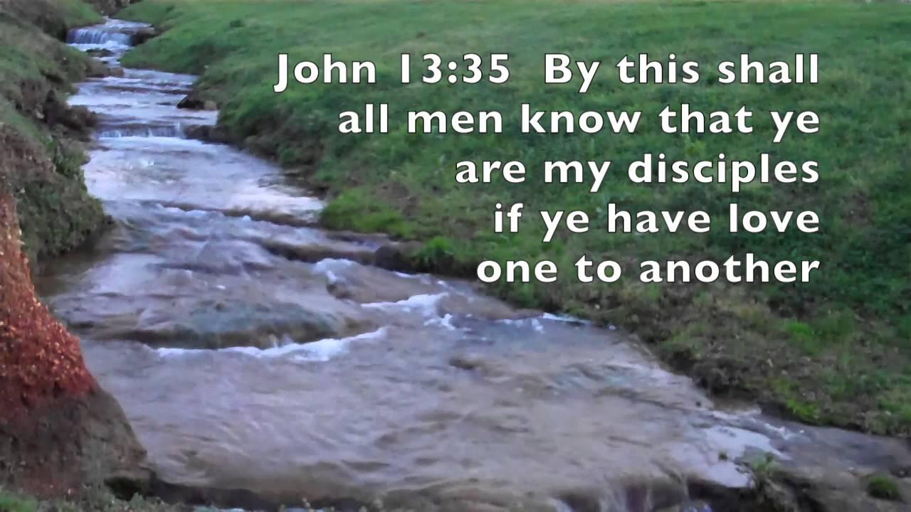 from Jameson john 13 kjv bible gay