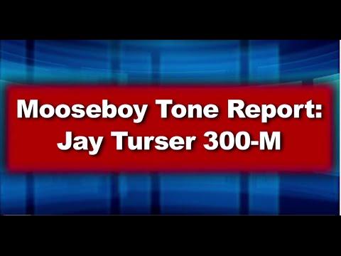Tone Report: Jay Turser JT 300-M