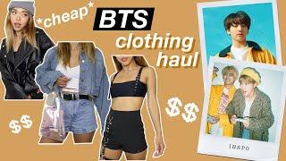 Baixar BTS ON A BUDGET | Affordable BTS Inspired Clothing Haul! 방탄소년단 |  Nava Rose