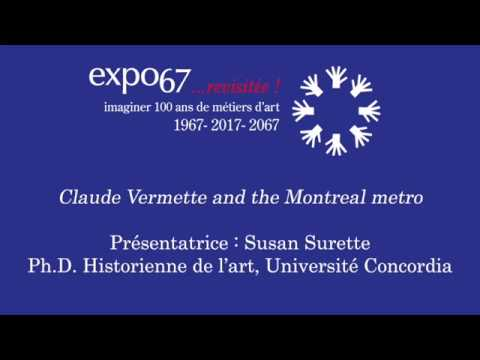 7  Claude Vermette and the Montreal metro