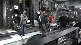 видео охотничий магазин в Оренбурге