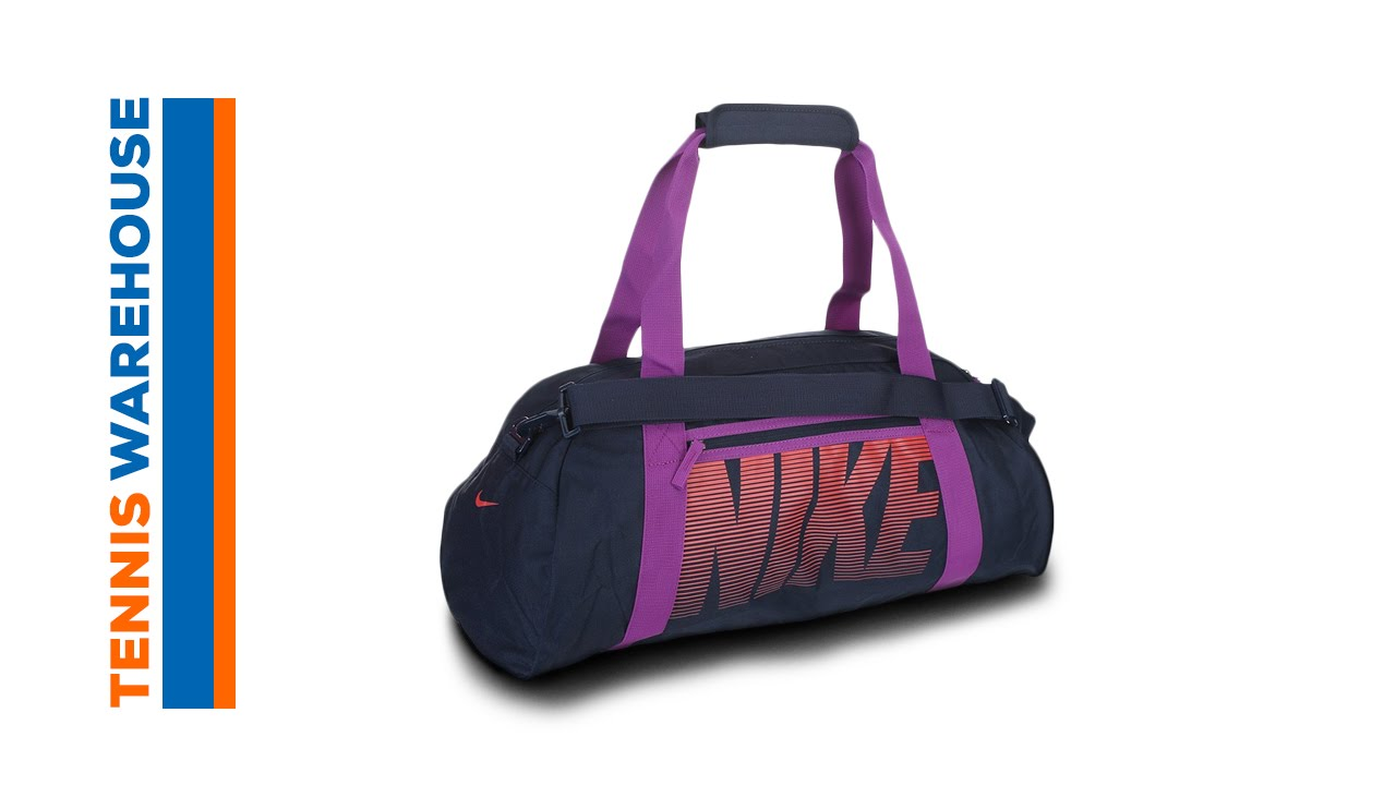 Nike Gym Club Bag - YouTube d373d62a402fd