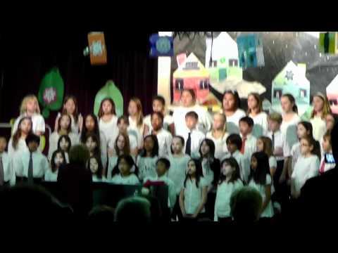 Audubon Elementary School Winter Concert Chorus Performance