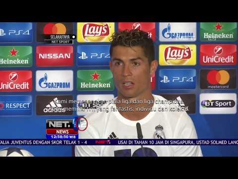 Cristiano Ronaldo Cetak Rekor Baru - NET12