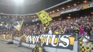 """""""Stolta och starka går vi fram"""" (AIK-Kalmar 2-1)"""