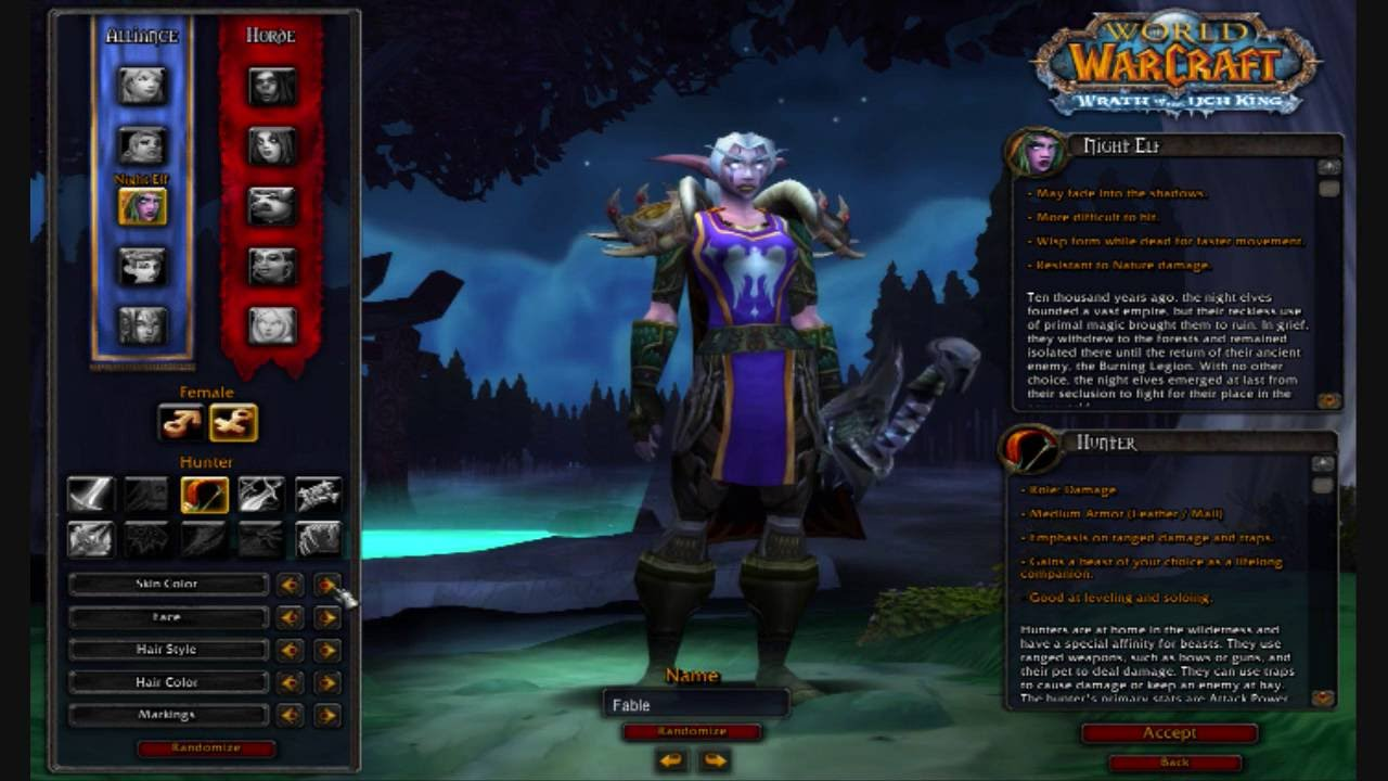 World of warcraft sex changer