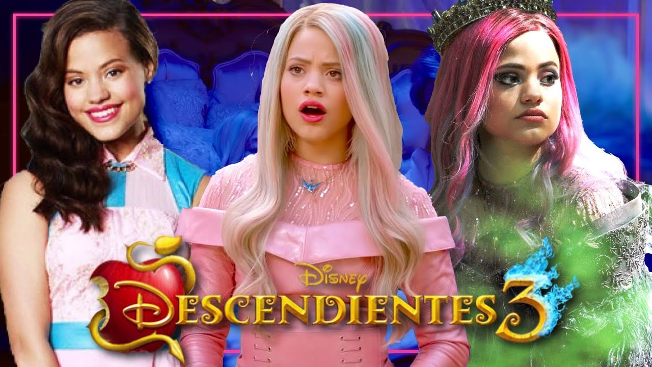 Descendientes 3 La Venganza De Audrey Peterrdzl Youtube