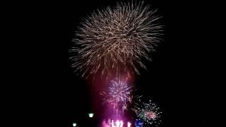 2012高雄夢時代跨年煙火秀(HD) New Year Firework at Kaohsiung's Dream Mall(Taiwan)