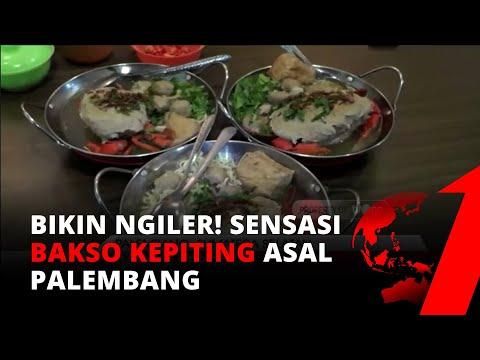 Cita Rasa Khas Dan Unik Bakso Kepiting dari Palembang | Cerita Kita tvOne