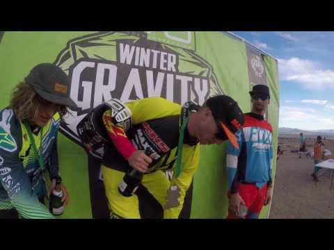 Logan Binggeli Wins Bootleg Canyon Winter Series