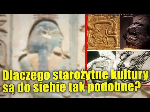 Czy starożytne cywilizacje z całego świata mogą być ze sobą połączone?