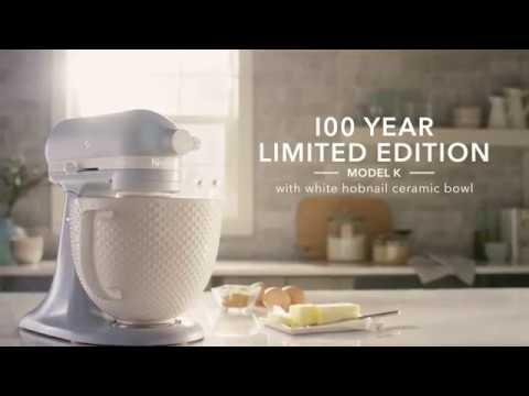 KitchenAid 100 Year Limited Edition Model K Stand Mixer