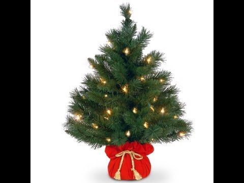 Artificial Christmas Trees 2 Feet || Best 24 Inch Artificial Christmas