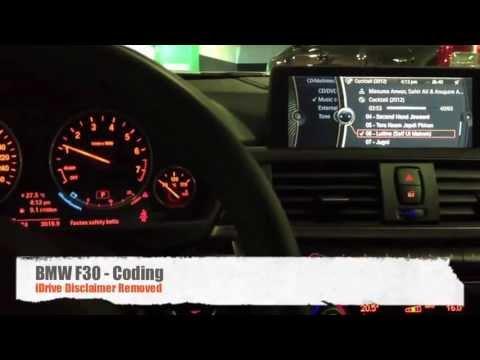 BMW F30 Coding 328i / 335i 2012