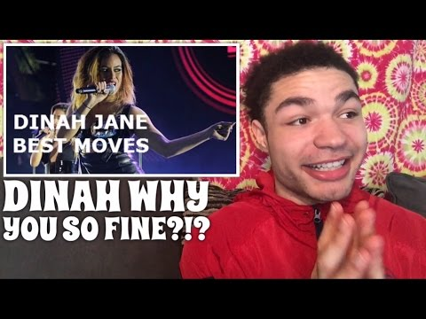 """FIFTH HARMONY DINAH JANE's """"Best Dance Moves"""" REACTION !!"""