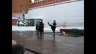 Красная площадь: памятник погибшим в великой войне