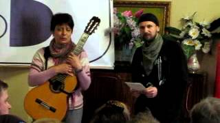 Л.Борозенцев, О.Дориченко - фестиваль АП Остров-2011
