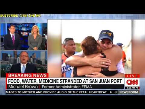 Desperation growing on island of vieques CNN news live
